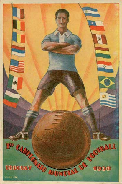 Primer Campeonato Mundial de FA?tbol, Uruguay 1930