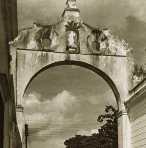 Arco de San Juan en Mérida