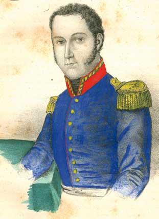 Manuel Mier y TerA?n, 1832