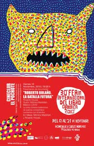 Feria del libro Oaxaca 2010