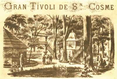 Gran Tivoli de San Cosme