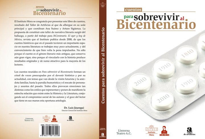 Cuentos para sobrevivir al Bicentenario