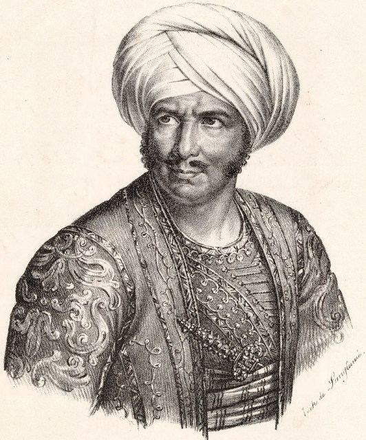 Manuel Garcia as Otello in Paris from Gallica, c. 1821 (532x640)