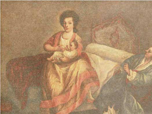 José Alfarón, Castas, 1787