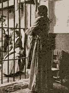 En la cA?rcel de Belen, 1910