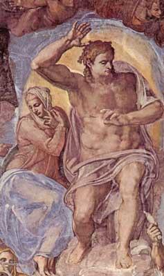 jesus-detalle-del-juicio-final-1535-1541-de-michelangelo-buonarroti-14