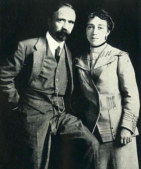 Madero y Sara