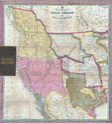 mapa california
