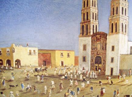 plaza grito