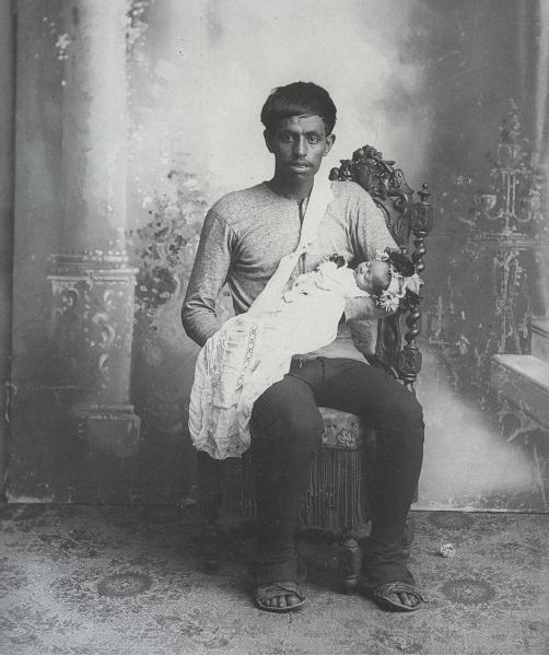 Retrato de Romualdo GarcAi??a, segunda mitad del s. XIX, Col. COLMICH