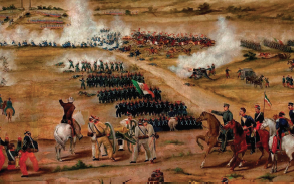 Batalla del 5 de mayo de 1862 WIKICOMMONS