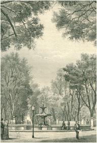 Miguel Mata y Reyes, El aguador, 1854, Museo Nacional de Historia