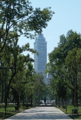 La Alameda en mayo de 2013