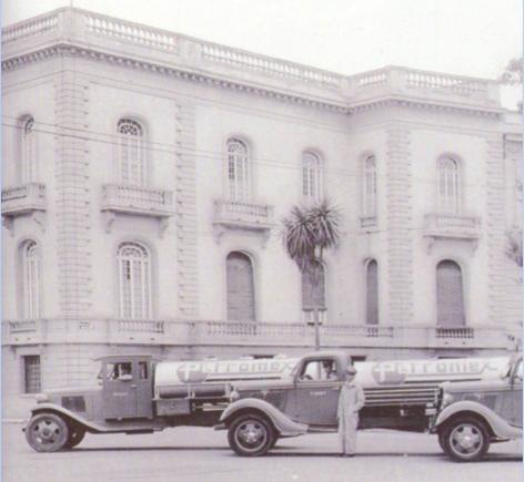 Flotilla de autotanques (1938)