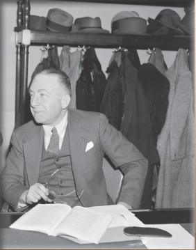 Ernest H. Gurening, ca. 1940