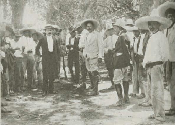 Tras la firma del armisticio en 1920