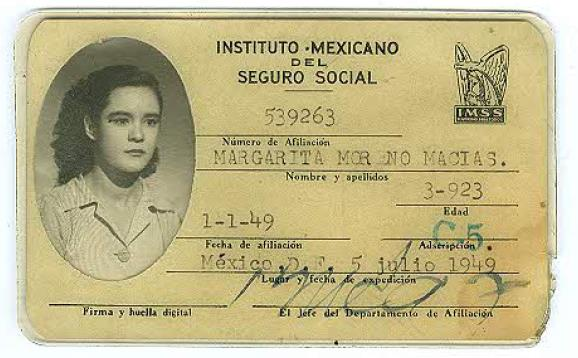 Margarita IMSS 1