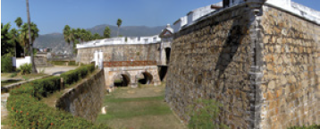 Fuerte San Diego, Acapulco, Guerrero. WIKICOMMONS