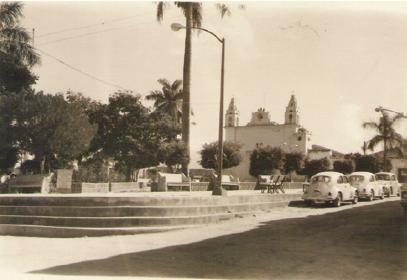 Iglesia de Simojovel de Allende. WIKICOMMONS