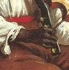 Figura 5. Eduard Pingret, MA?sico de Veracruz, c. 1850, Banco Nacional de MAi??xico, Mx. (99x100)
