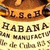 Marquilla cigarro 1, NA?Ai??ez JimAi??nz Antonio, Marquillas cigarreras cubanas, 1989 (100x100)