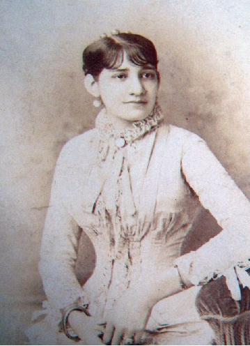 Francisca Grau de López de Santa Anna.