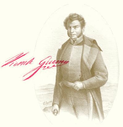 [35] Vicente Guerrero en, Manuel Rivera Cambas, Los gobernantes de MAi??xico, MAi??xico, J. M. Aguilar Ortiz, 1872-1873.
