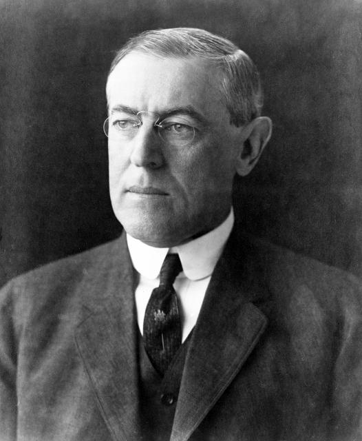 Presidente Woodrow Wilson (526x640)
