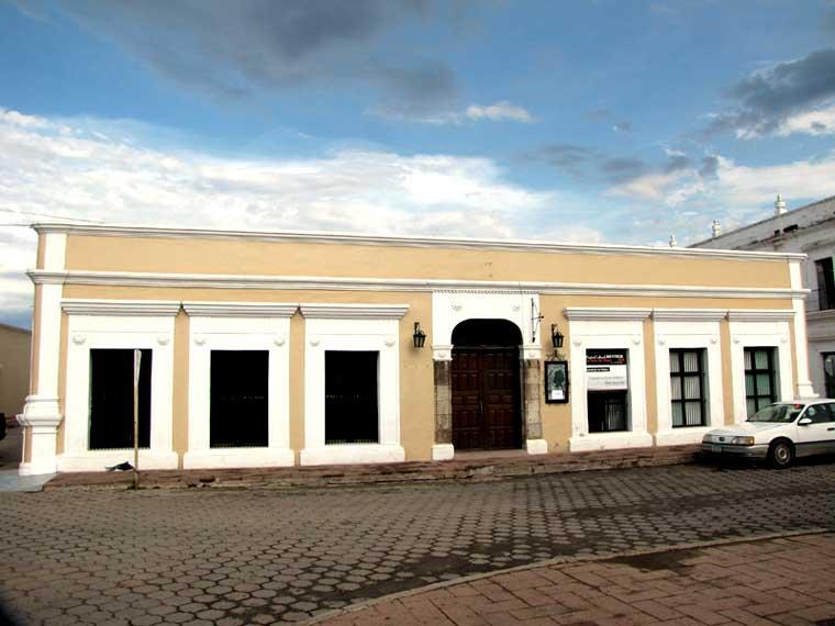 Museo Costumbrista, A?lamos, Sonora