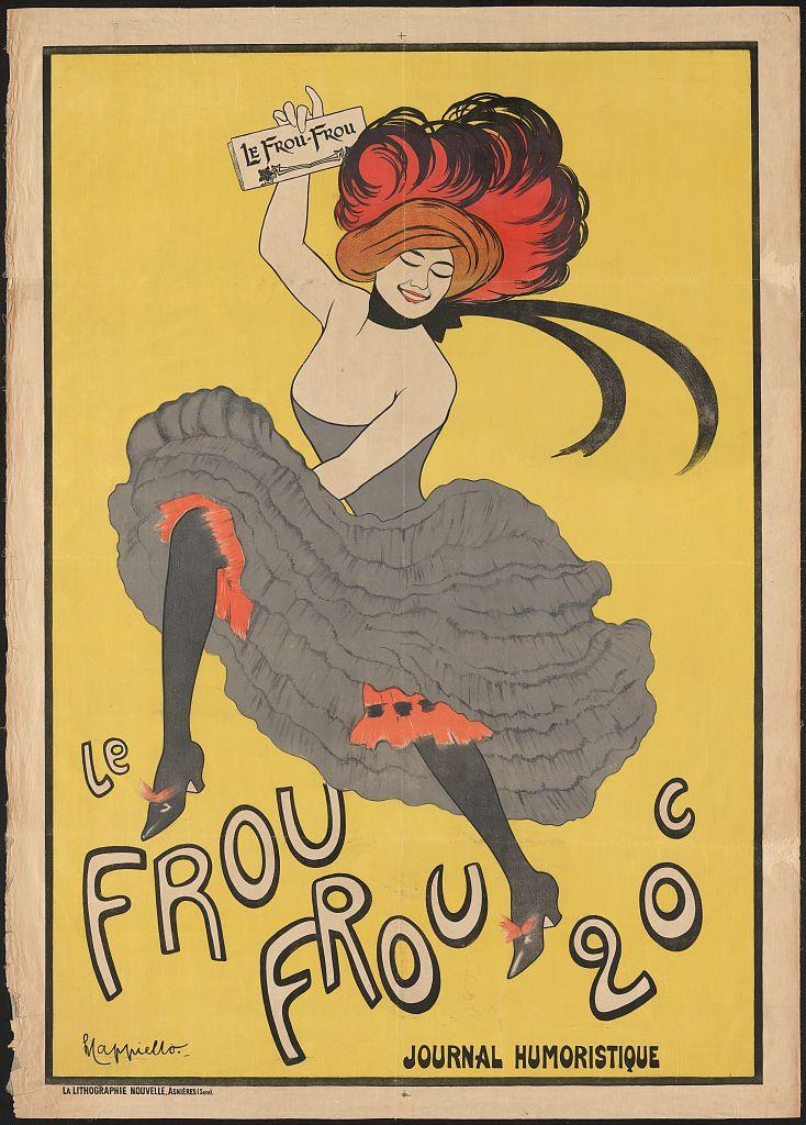 Frou Frou CANCAN