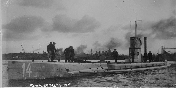 Submarino alemA?n U14 (800x591)