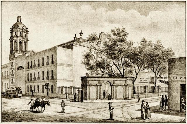 Manzana en la que se encontraba el Colegio de San Gregorio (640x425)