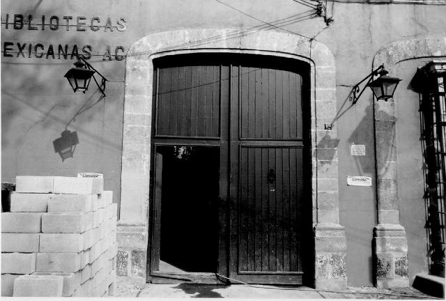 Bibliotecas Mexicanas (640x432)