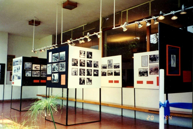 INCLUIR Inaguración de la Exposición Mixcoac un pueblo en la memoria, 20 de mayo de 1994 (640x428)