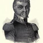 General Ramón Rayón, litografía.