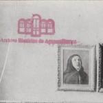Fig. 11 José Inés Tovilla en su estudio de Aguascalientes, AHEA, fototeca, , fondo Mario Trillo Quezada 019