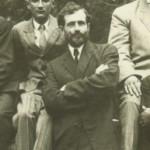5 Guillermo ROUSSET y Benito ROUSSET  exiliados en San Antonio, Texas, mayo 1911