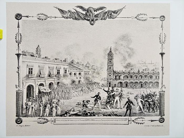 Ataque de 1838 a Veracruz por los franceses