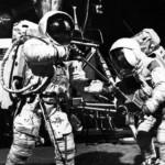 astronautas alunizaje  mediateca inah