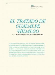BiC 39 El tratadao de Guadalupe Hidalgo