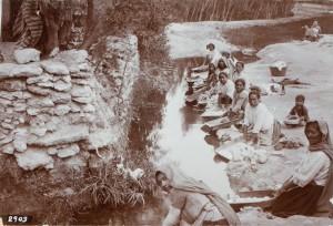Winfield Scott, 2903 [Lavanderas], ca. 1900, inv. 08 609613. Antigua Academia de San Carlos FAD - UNAM